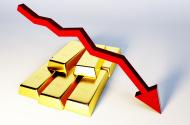 Co může za prudký pokles ceny zlata?